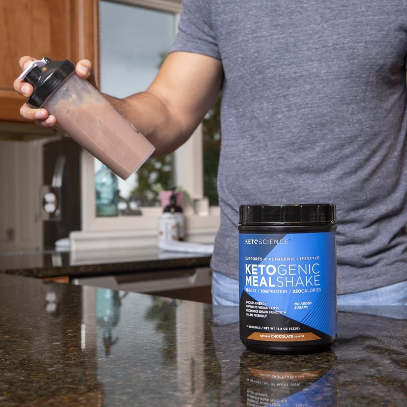 Ketogenic Meal Shake
