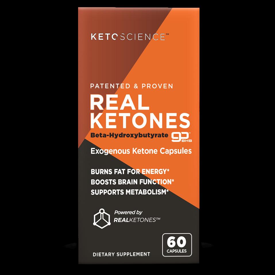 Real Ketones Capsules