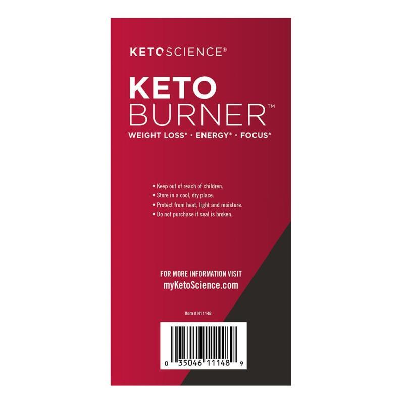 Keto Burner Capsules