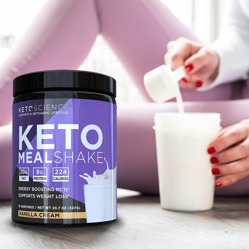 Keto Meal Shake