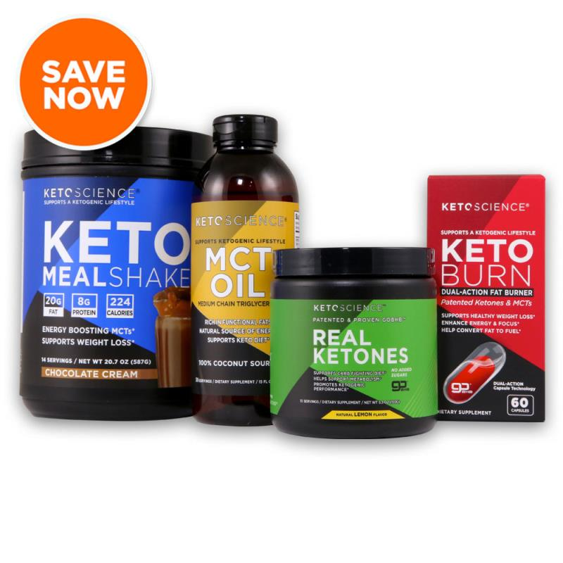 Keto Science Starter Kit