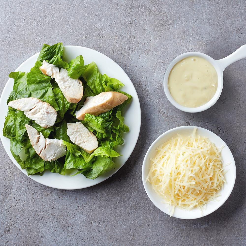 Recipe - Creamy Caesar Salad Dressing
