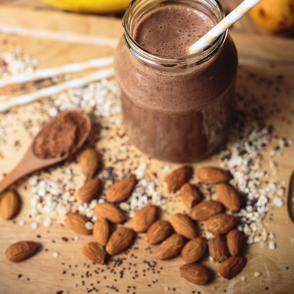 Creamy Nut Smoothie