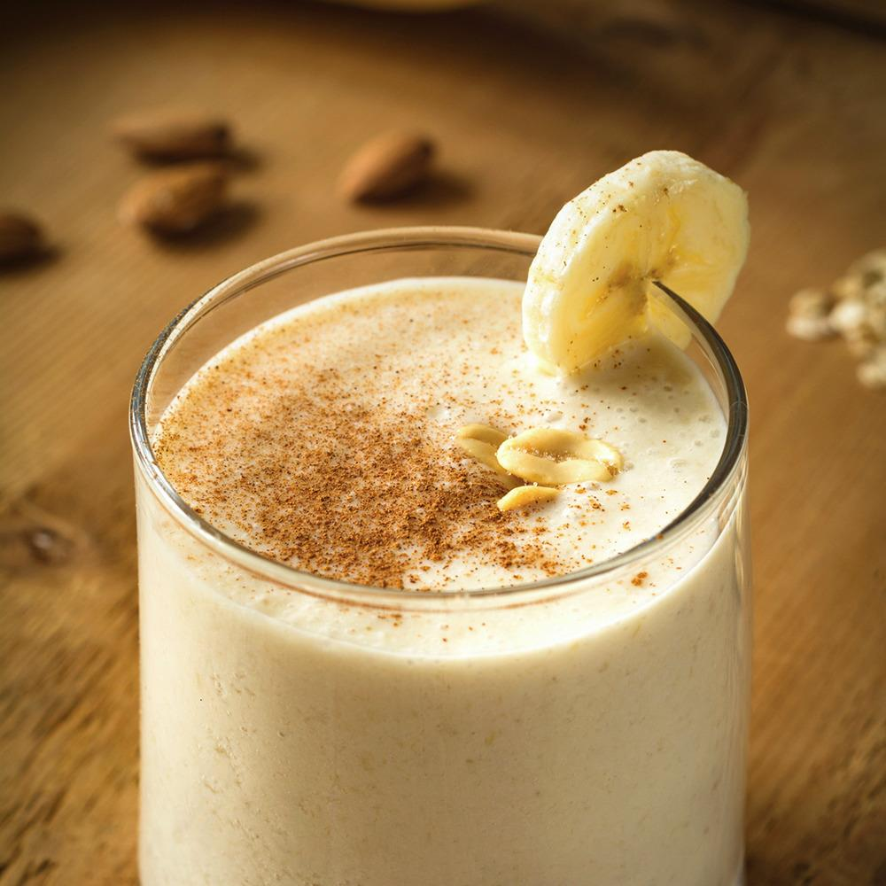 Recipe - Peanut Delight Smoothie
