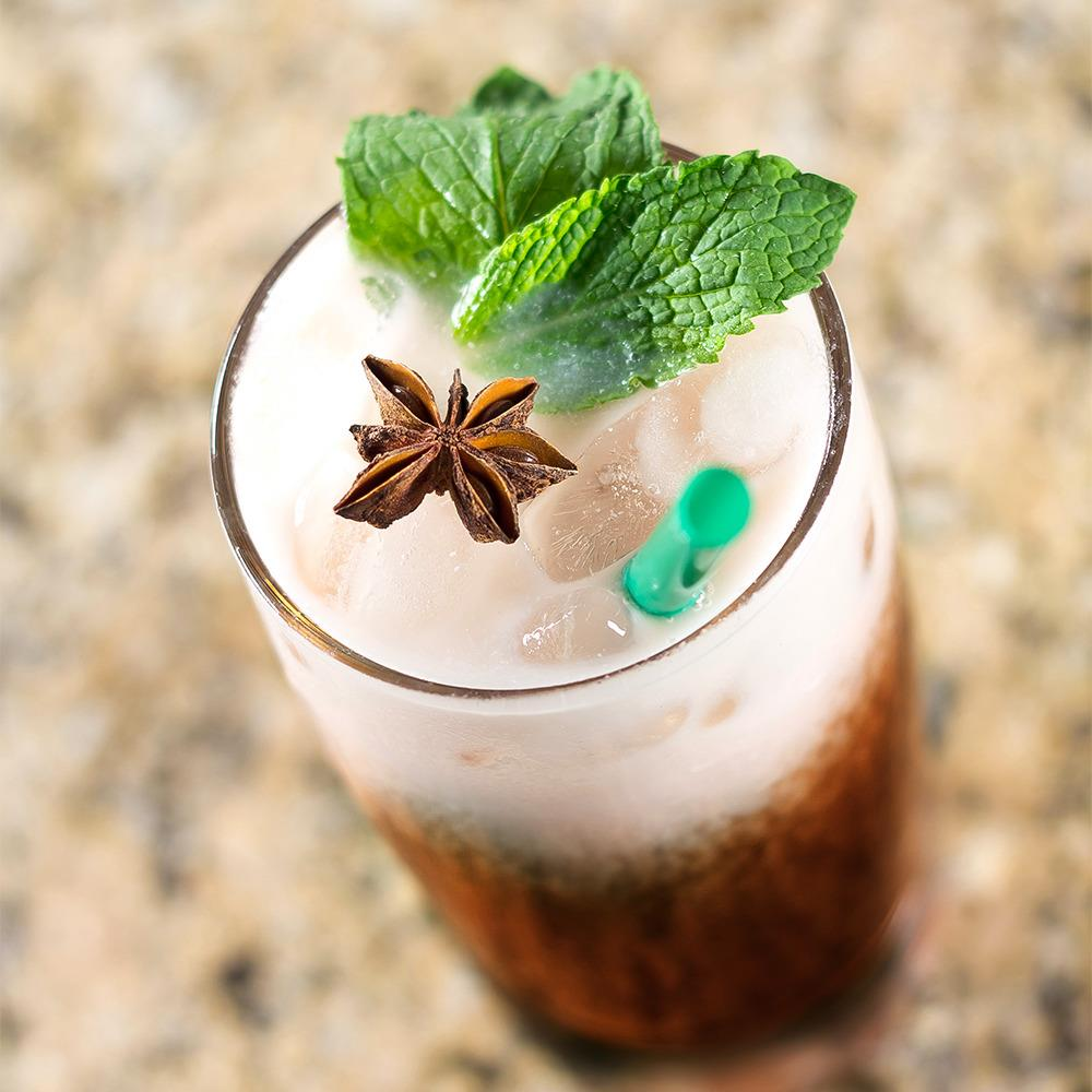 Recipe - Creamy Thai Iced Tea