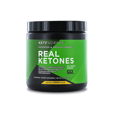 Real Ketones Powder