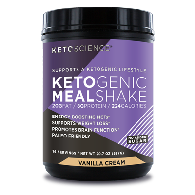 Ketogenic Meal Shake